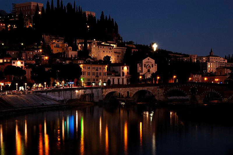Verona by Night - EAST coast